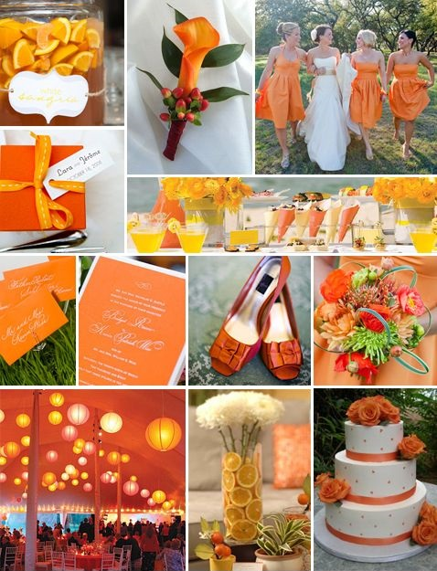 Pomarańczowe wesele 5