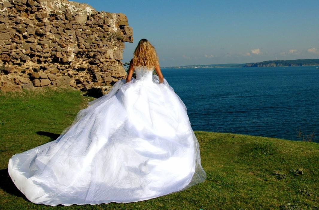 Suknia ślubna księżniczka (5)
