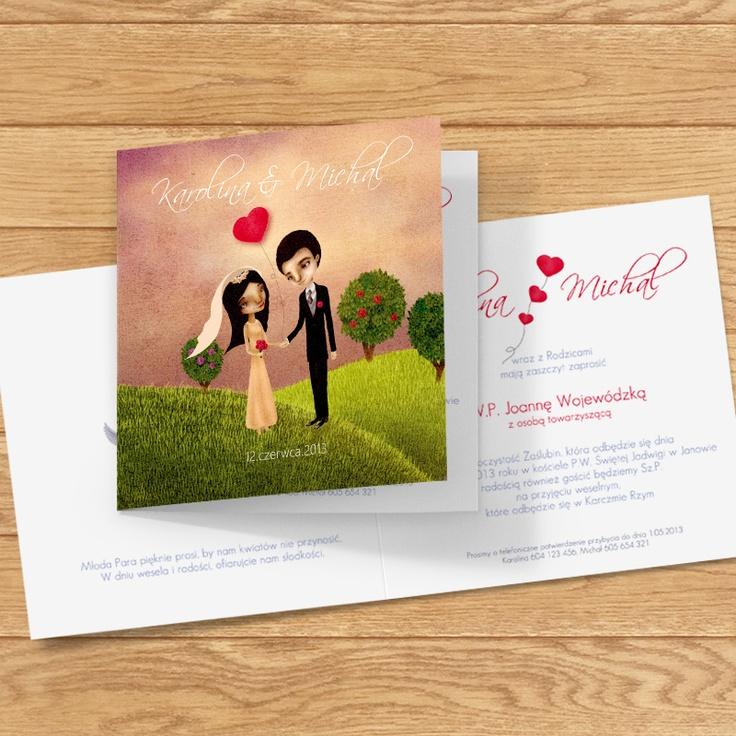 Zapraszamy na ślub i wesele (8)