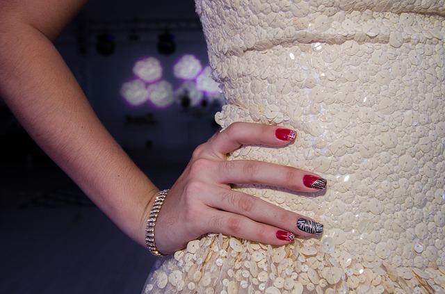 Paznokcie na ślub (9)