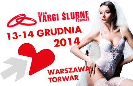 Targi Ślubne Torwar 2014