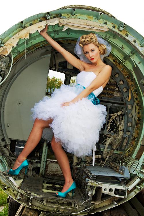 Krótkie suknie ślubne (1)