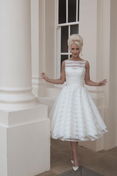 Krótkie suknie ślubne (17)