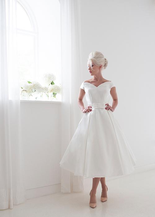 Krótkie suknie ślubne (4)