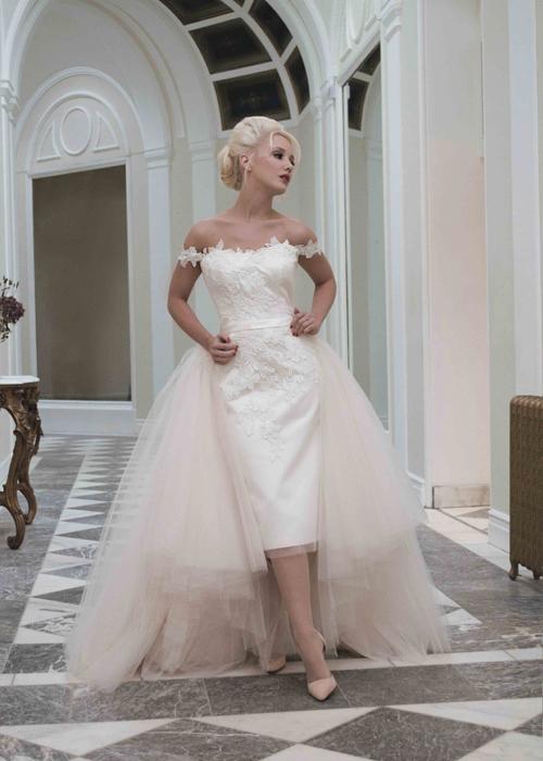 Krótkie suknie ślubne (6)