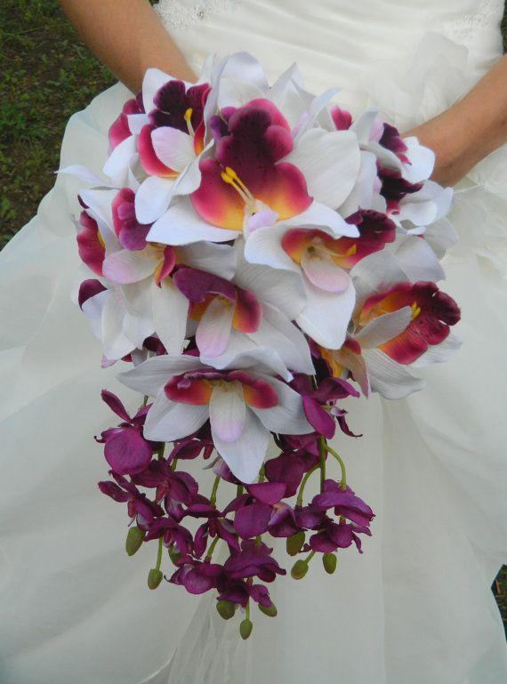 Bukiety ślubne ze storczyków (1)