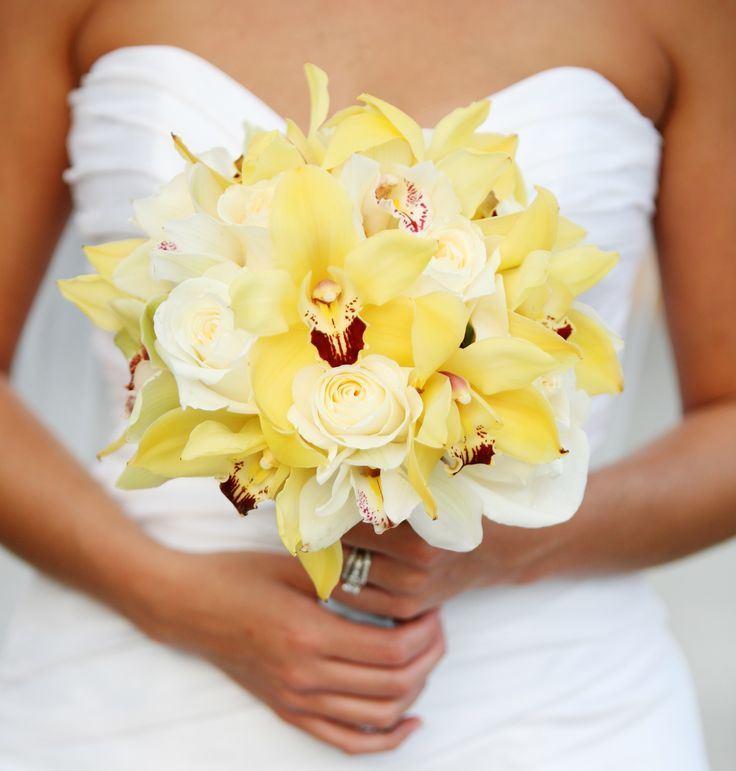 Bukiety ślubne ze storczyków (3)