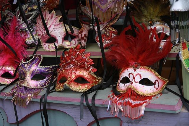 Wesele z motywem - bal maskowy (2)