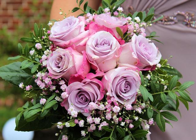 Pudrowe wesele - motyw różu (4)