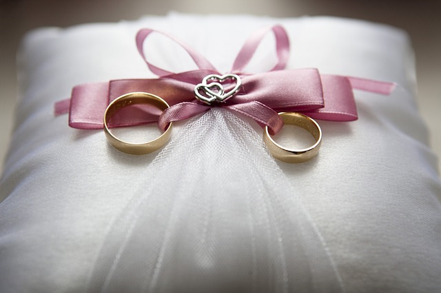 Pudrowe wesele - motyw różu (7)