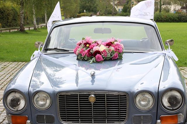 Pudrowe wesele - motyw różu (8)