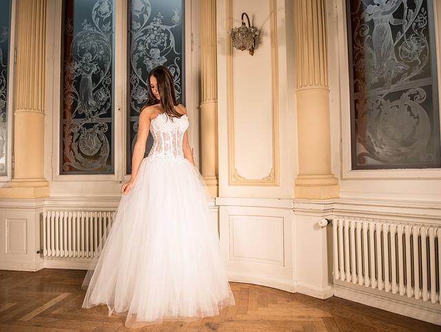 Ślubne trendy - suknie ślubne