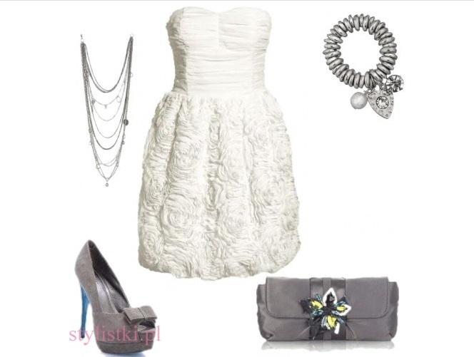 Sukienka na ślub cywilny 5