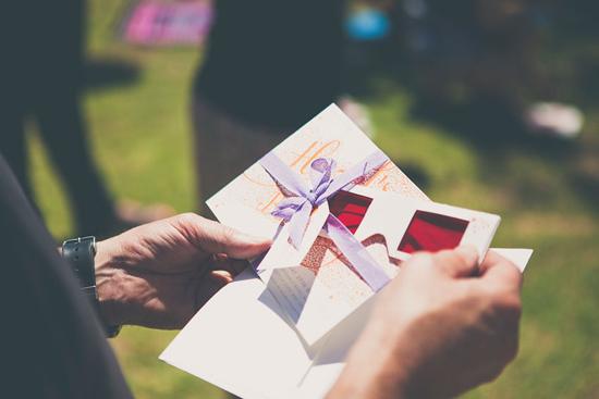 Oryginalne zaproszenia ślubne 1