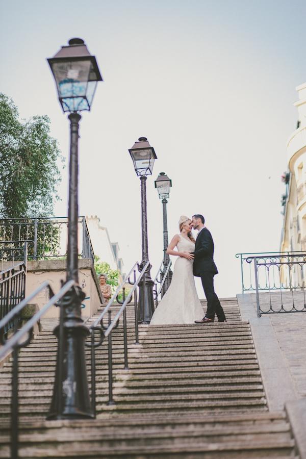 Sesja ślubna w Paryżu 2