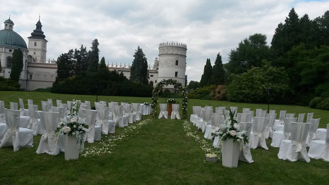 Ślub na zamku 2