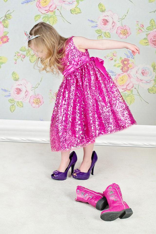 Sukienki dla małych dziewczynek (2)