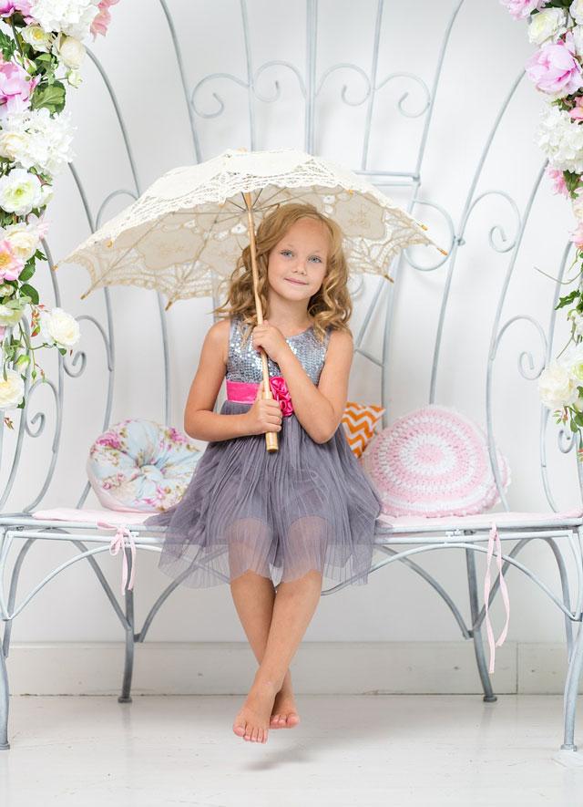 Sukienki dla małych dziewczynek (3)