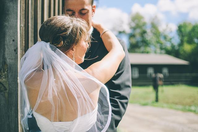 Welon na ślubie (3)