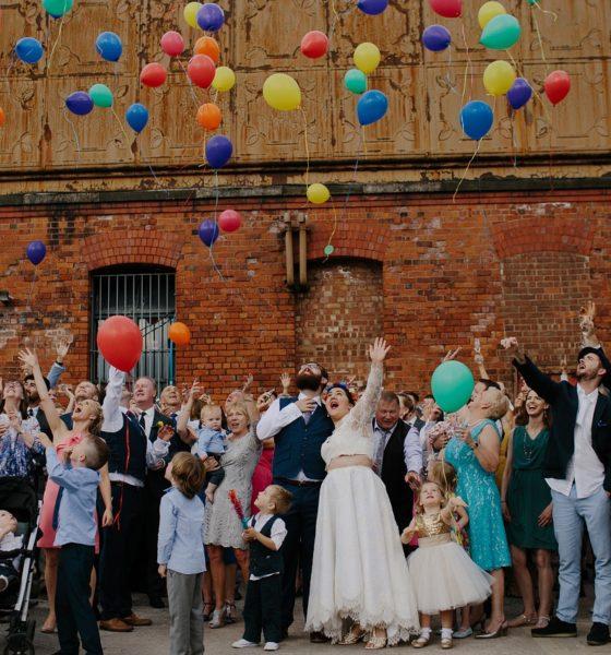 10 ciekawych pomysłów na atrakcje po uroczystości zaślubin