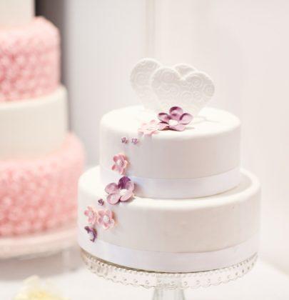 Projekcje tortów weselnych