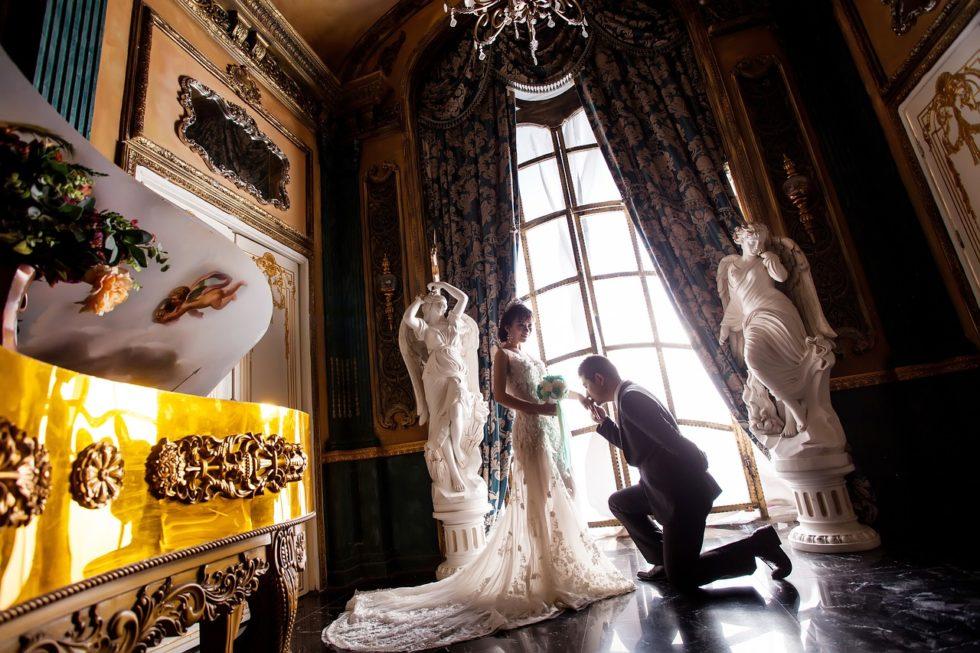 przesądy ślubne