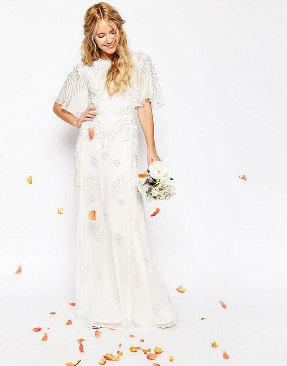 suknia ślubna za 500 złotych