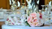 Wiosenny motyw przewodni ślubu