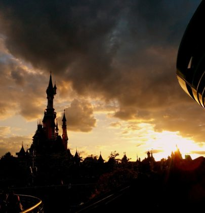 Ślub jak z bajki w Disneylandzie