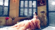 Uwaga, nowy trend! Różowe suknie ślubne hitem sezonu!