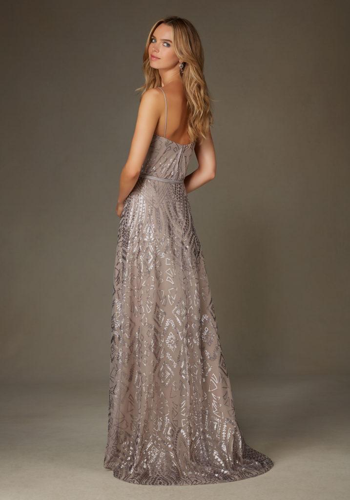 Sukienka Style 20477 Morille