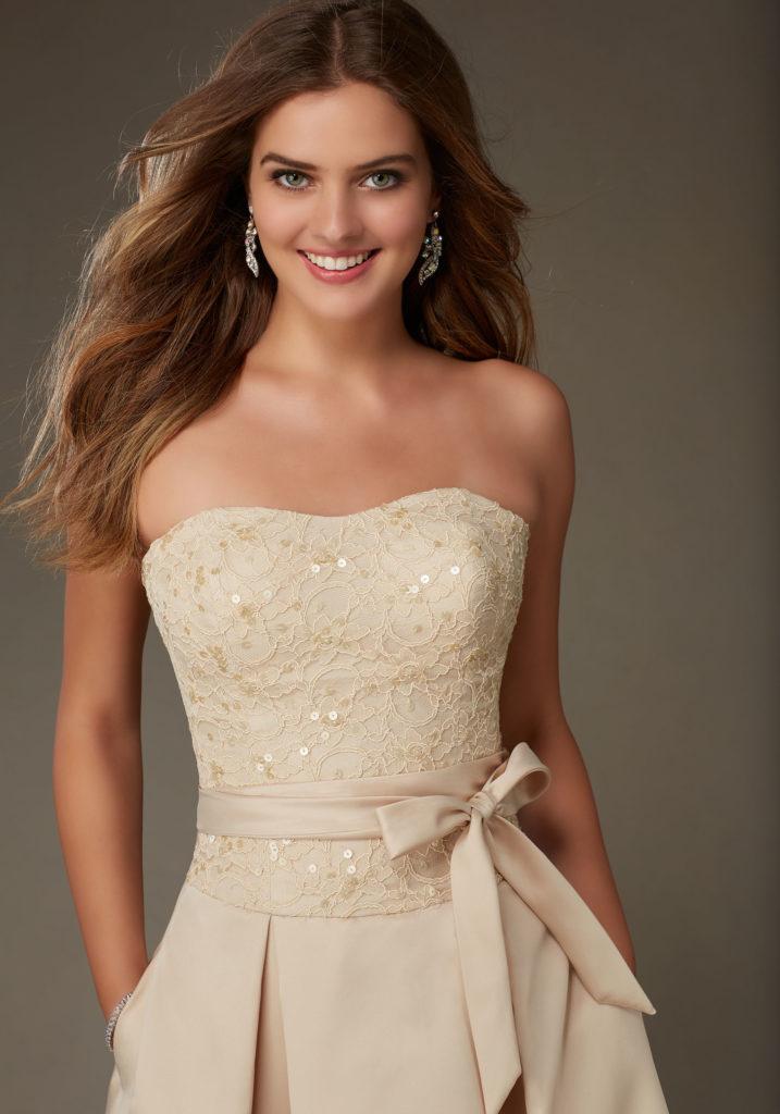 Sukienka Style 31073 Morille