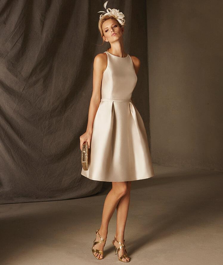 Suknia ślubna mini